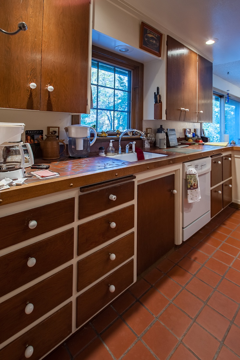 Kitchen Remodel - Using Original Beauty   Tina's Interior ...